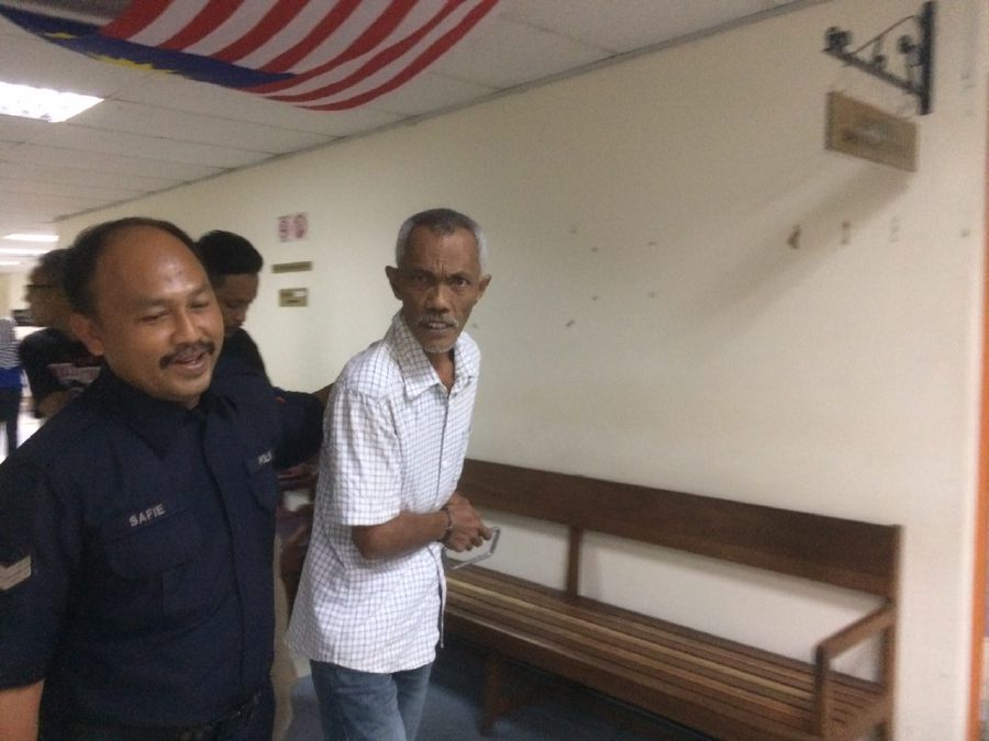 Man gets month's jail for hitting sister and niece over missing water bottle