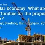 Last chance to book for our breakfast event #circulareconomy in Birmingham next week https://t.co/D2duX6Nyne
