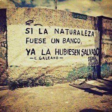 RT @CuleFer: Si la naturaleza fuese un banco,ya la hubiesen rescatado #GaliciaNoArdeLaQueman https://t.co/MUwVCsjXNH