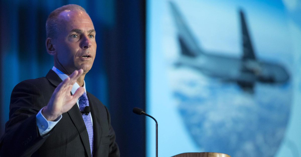 Boeing is buying into autonomous flight with another new investment