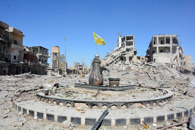 Raqqa to be part of decentralised Syria, says US-backed SDF as it hails 'historic' victory