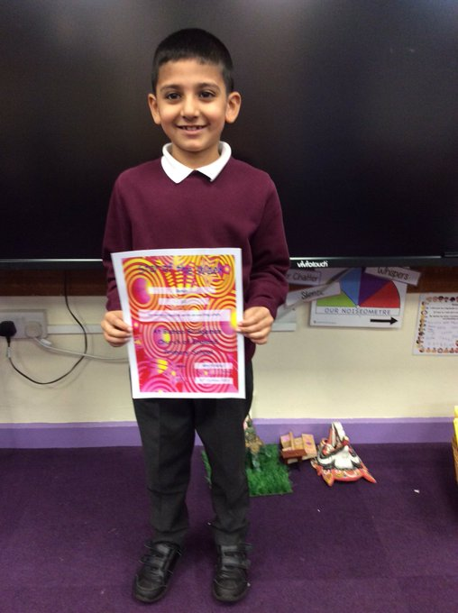 Well done to Rehan, L3