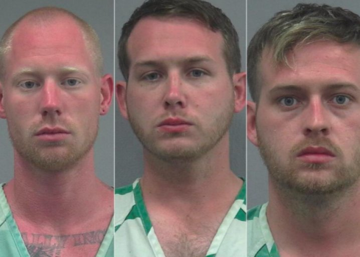 Three Richard Spencer supporters arrested for attempted murder of protesters in Gainesville: https://t.co/t6onlZNwvx https://t.co/IXq5eGvwvD