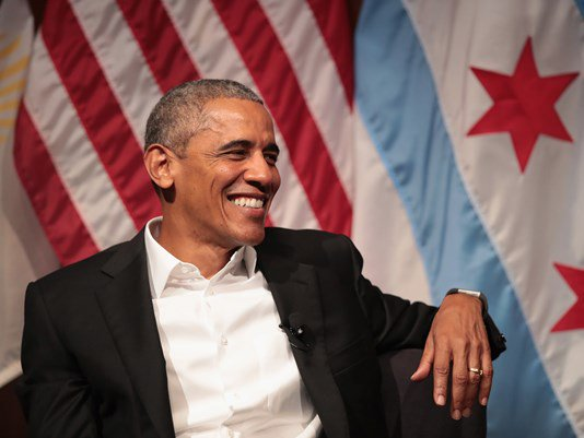 Obama's letters to college girlfriend on view at Emory University Library