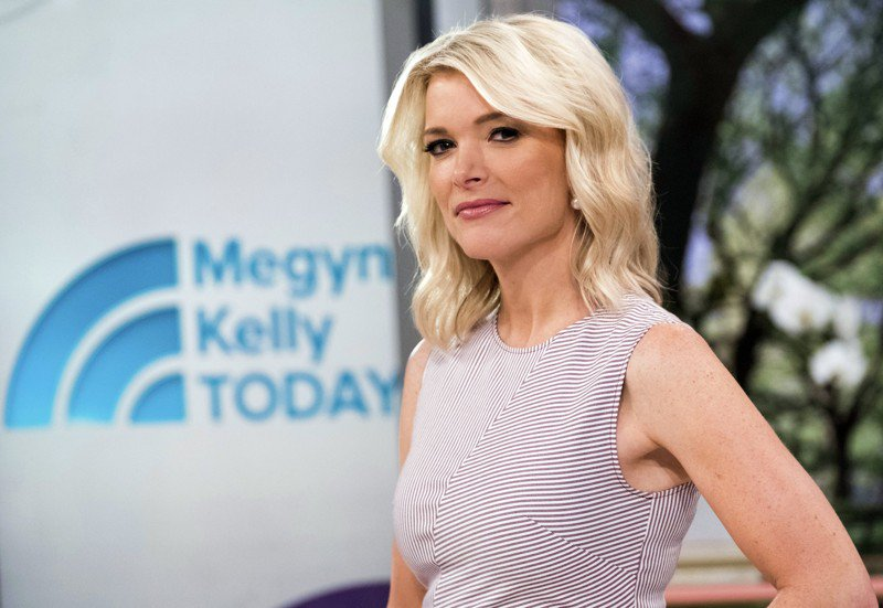 Megyn Kelly tries dancing for ratings