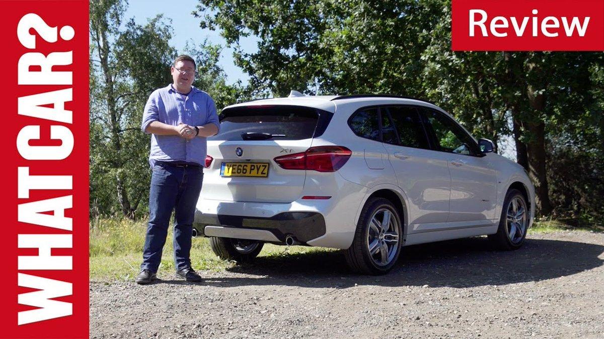 BMW X1 2017 review   The best premium small SUV?   What Car? - Dauer: 10 Minuten