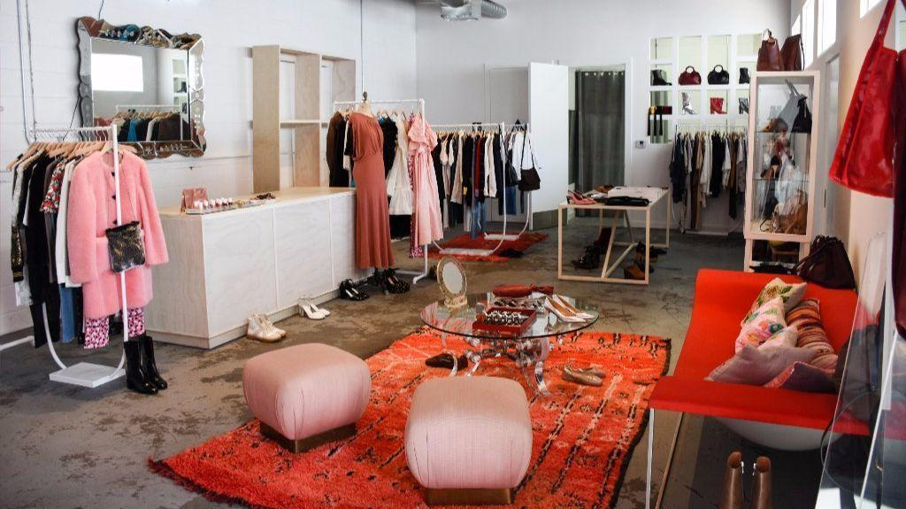 Mona Moore, a Venice shop of luxury fashion and shoe labels, expands its Westside footprint
