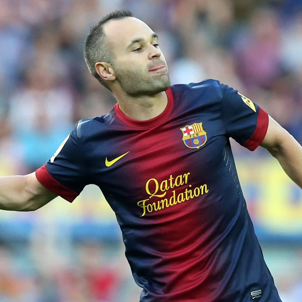 ���� Andrés Iniesta vs Málaga  What a great goal by @andresiniesta8! Can he do it again tomorrow?  #BarçaMálaga https://t.co/sSWOiUROGo