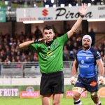 Rugby: pourquoi les arbitres français ont la cote