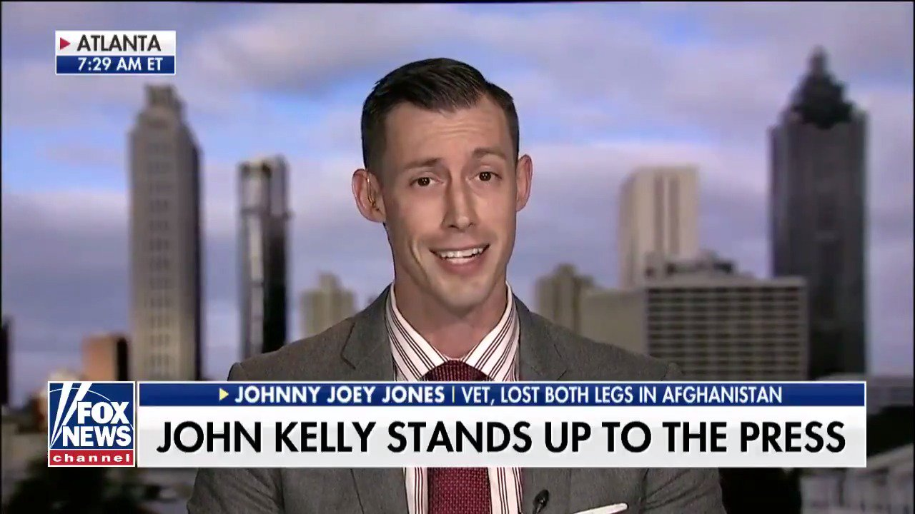.@Johnny_Joey: 'I believe in [John Kelly's] integrity far before any politician in this crazy issue.' https://t.co/9cAgYmq9fT
