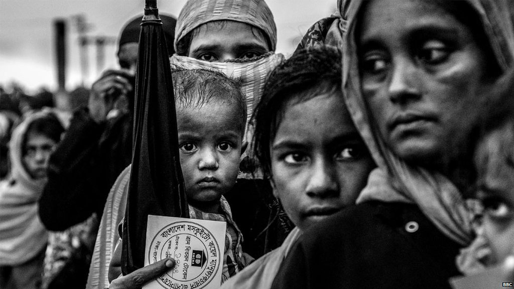 Myanmar Rohingya: Who are they and why are they fleeing to Bangladesh?  https://t.co/WvswRJF9x0 https://t.co/przyD3BV9B