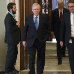 Republicans muscle $4 trillion budget plan through Senate, clear way for tax overhaul