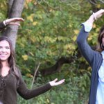 Teens ruin their mum's family photo shoot by spelling out rude word - and she's totally oblivious