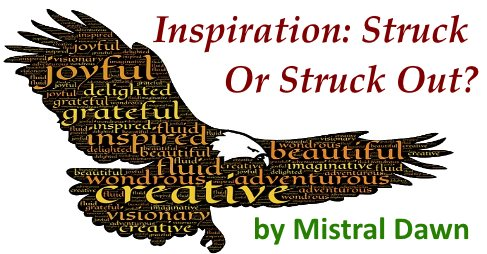 Inspiration: Struck Or Struck Out? https://t.co/NpBsdoGPO3 Inspiration! An innocent sounding word for s #article 4 https://t.co/OmHE4rQ2WO