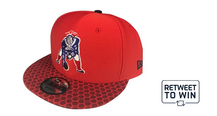 Happy #PatsHatFriday! RT to enter to win a #Patriots  On Field @NewEraCap.  Rules: https://t.co/eHZHTp9WCx https://t.co/7spdNinI9V