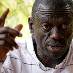 Ugandan opposition leader held on murder charge after protests