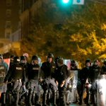 St. Louis police say their protest response was lawful and appropriate
