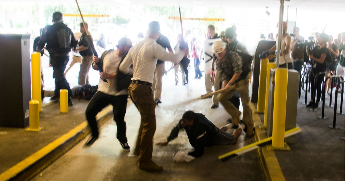 Racist, Violent, Unpunished A White Hate Group's Campaign of Menace