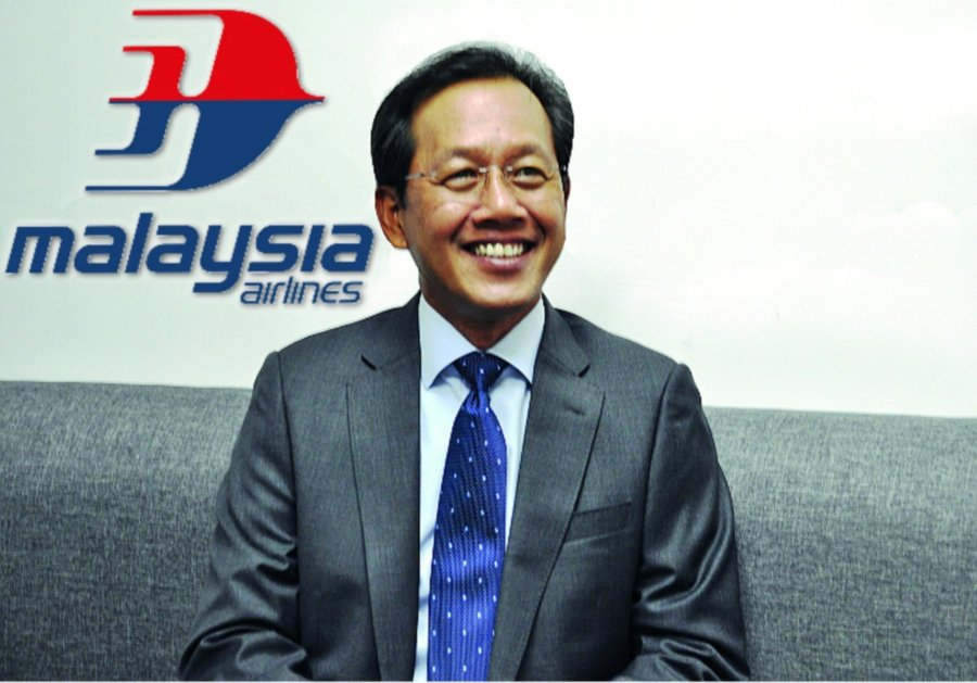 Capt Izham Ismail is new Malaysia Airlines Group CEO