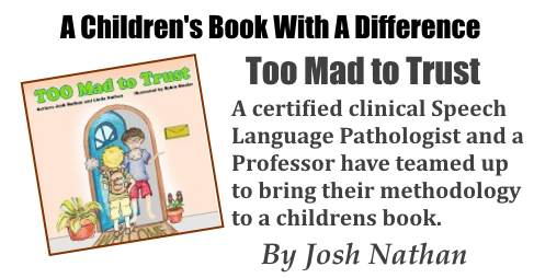 Too Mad to Trust: A Childrens Book With A Difference https://t.co/EkZmoPGJBs Too Mad to Trust: A Childr #article 6 https://t.co/v0hyCEt7uG