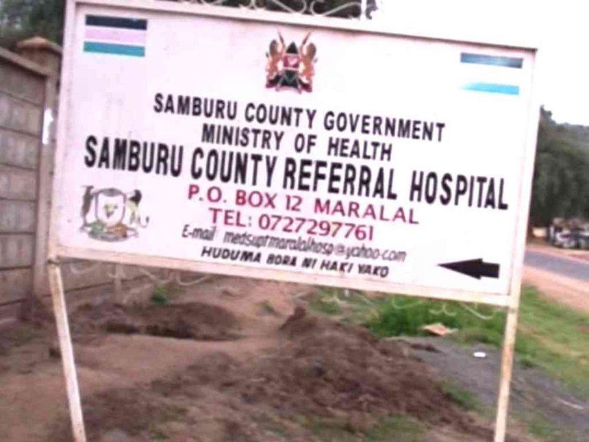 Samburu MCAs shocked by poor state of county referral hospital