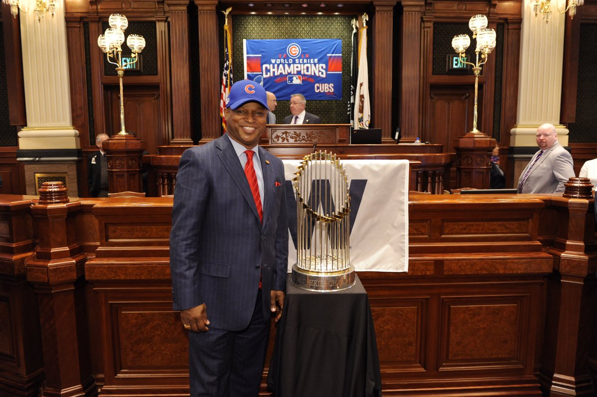 test Twitter Media - I want to thank the World Champion @Cubs for three of the most amazing years. With a young core and great leadership, many good years ahead! https://t.co/zwu4J2DwE1