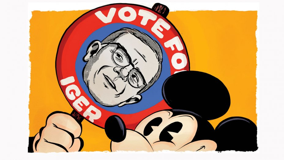 Bob Iger for president? Inside the Disney chief's political cat-and-mouse game