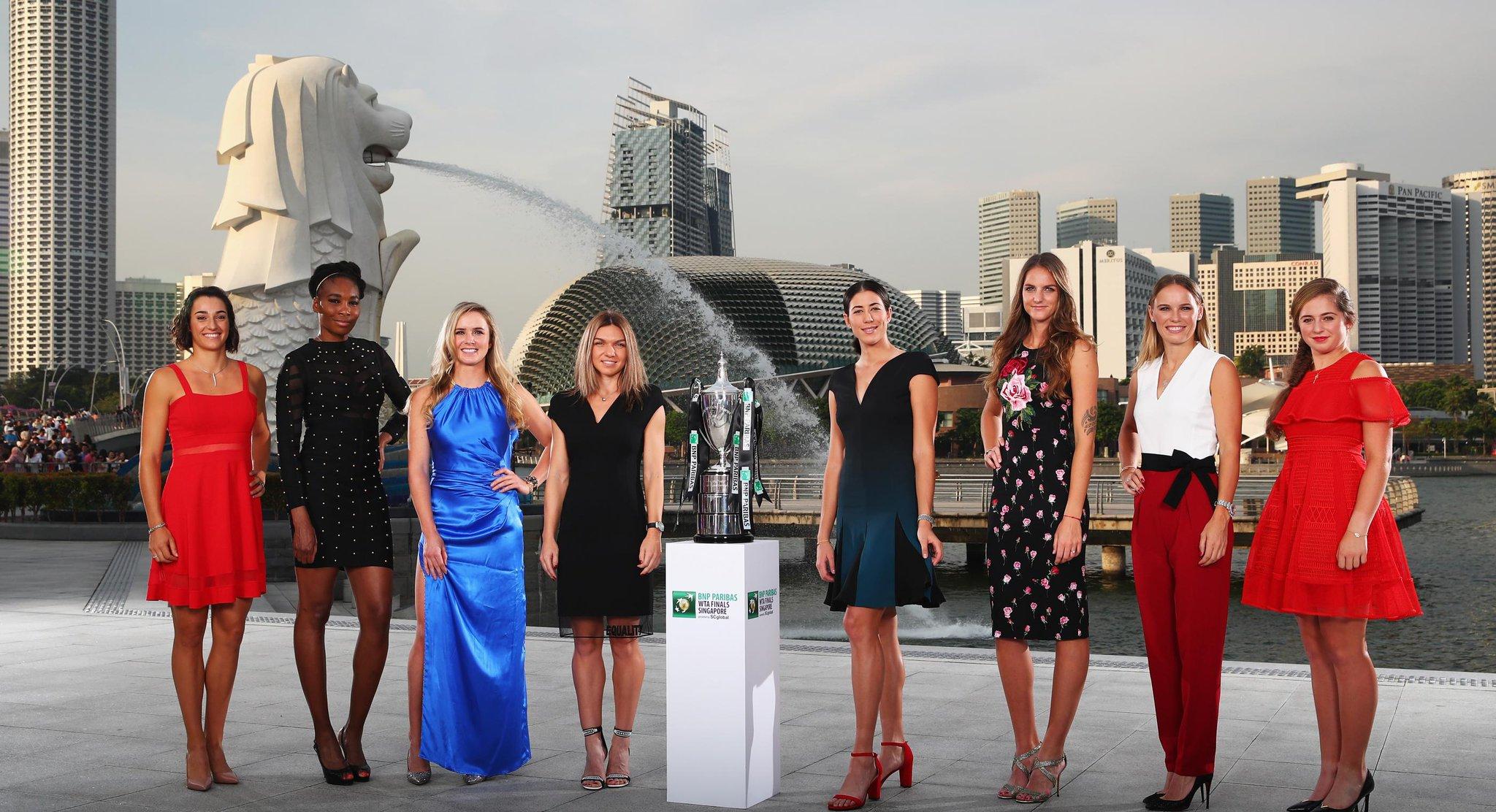 Your 2017 #WTAFinals Iconic Photo! ✨ https://t.co/fFFIARaM2m