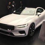 Polestar 1 revealed: 592bhp, £115k hybrid coupe launches Volvo's performance brand - Dauer: 3 Minuten, 17 Sekunden