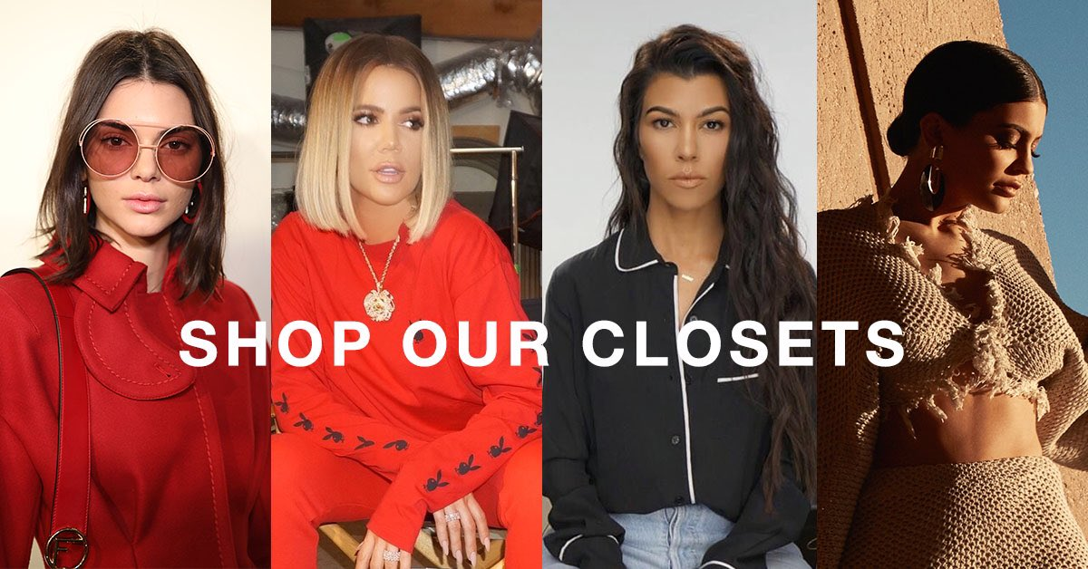 Shop our closets at @therealreal https://t.co/FXePtQee9w https://t.co/q1Dso6GFt4