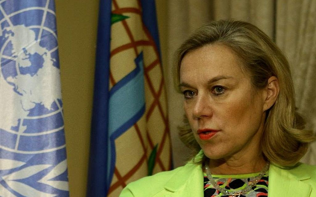 Dutch activist who called Netanyahu a racist named deputy foreign minister