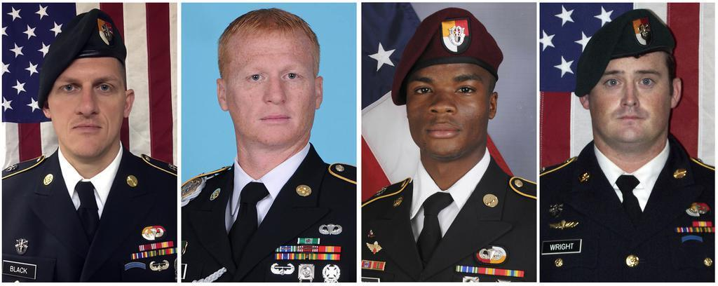 Updated: Pentagon faces demands for details on deadly attack in Niger