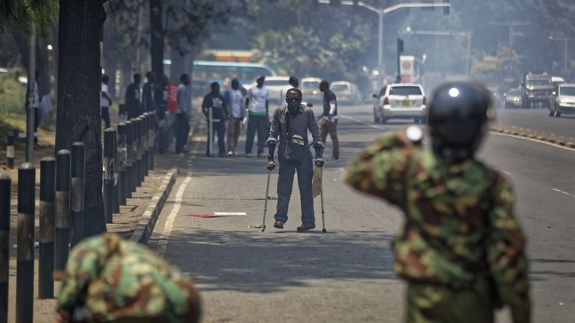Kenya's police say 4 killed in opposition demonstrations