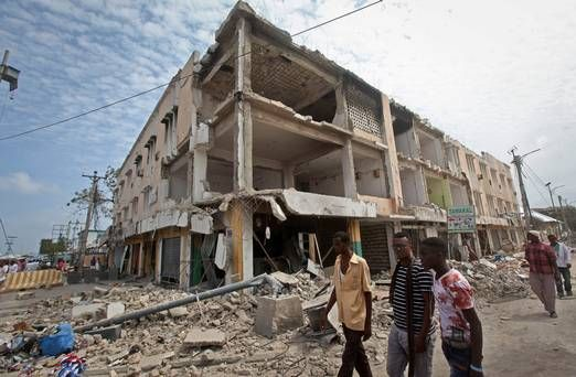 Death toll in Somalia terror attack rises to 358