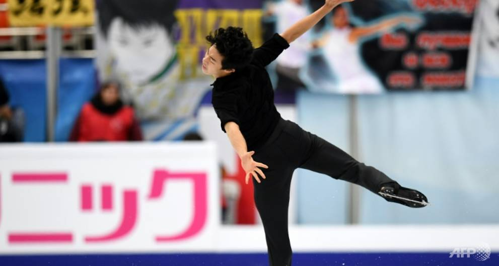 Figure skating: Chen and Medvedeva shine at Cup of Russia