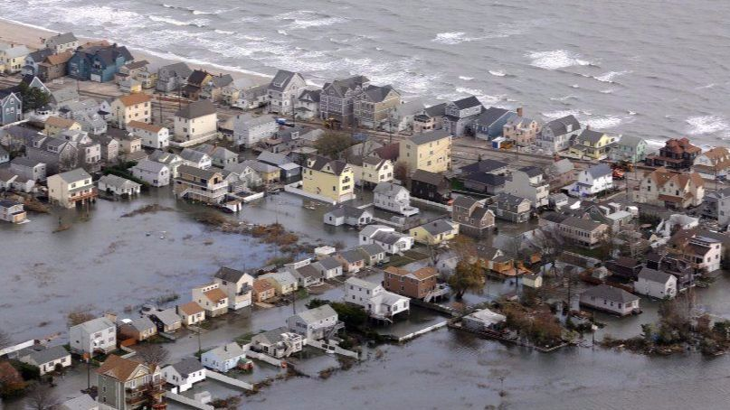 Long Island Sound Flood Risks Rising With Higher Sea Levels