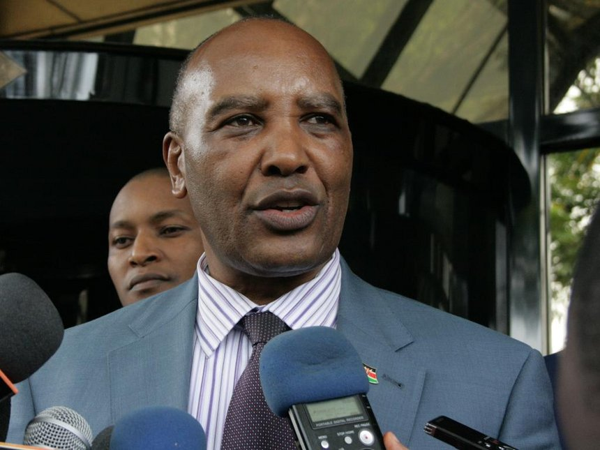 Mau Mau veterans to get free medicare in Nyandarua - Governor Kimemia