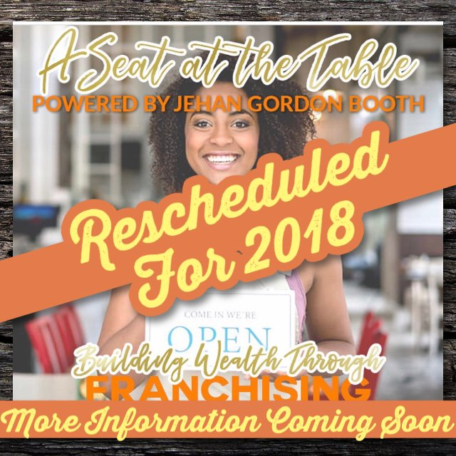 test Twitter Media - Stayed tuned for more info on the Building Wealth Through Franchising, we've rescheduled for 2018 #aseatatthetable. https://t.co/53tzMBckxw