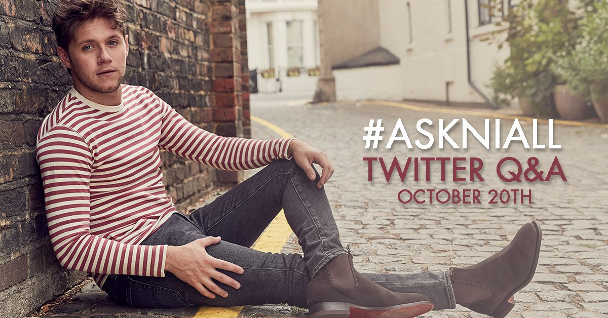 Doing a Twitter Q&A around 12pm PST , send in your questions about #Flicker #askniall https://t.co/pLAvxPd6SO