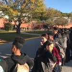 Coatesville students walk out in protest over racist pumpkin carvings