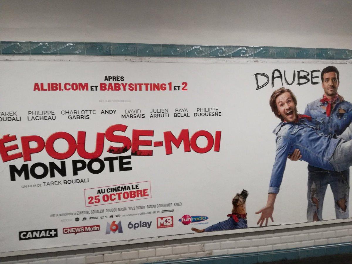 #EpouseMoiMonPote