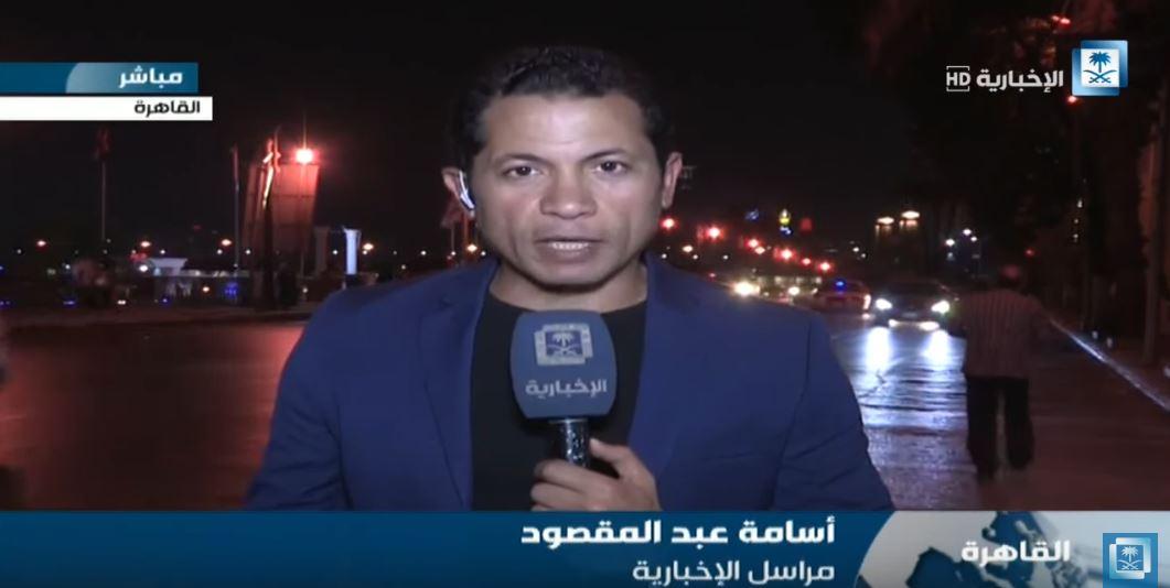 RT @alekhbariyatv: مراسل #الإخبارية من #القاهرة: وزارة الداخلية المصرية دفعت بتعزيزات أمنية إلى منطقة #الواحات. #مصر https://t.co/znfNUoeYyW