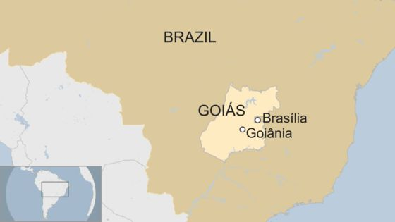 Brazil school shooting: Two dead after schoolboy attack