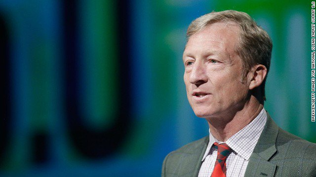 Billionaire Tom Steyer launches a $10 million campaign to impeach President Trump https://t.co/ZlafV4ZWdy https://t.co/vQf10Aq5dP
