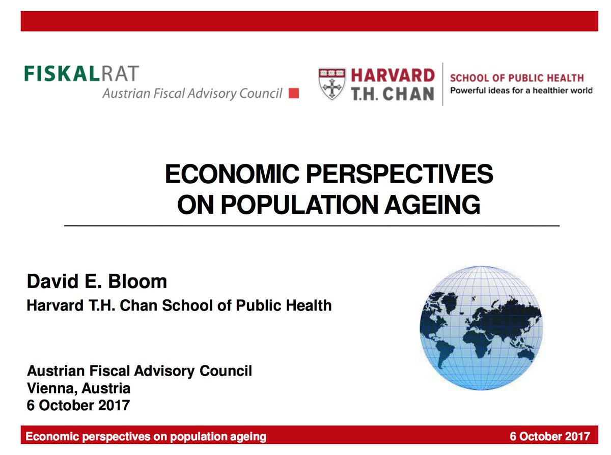Long-run economic perspectives of an ageing society, by D. Bloom https://t.co/PB7IxaUKiy https://t.co/S0RUajDd2y