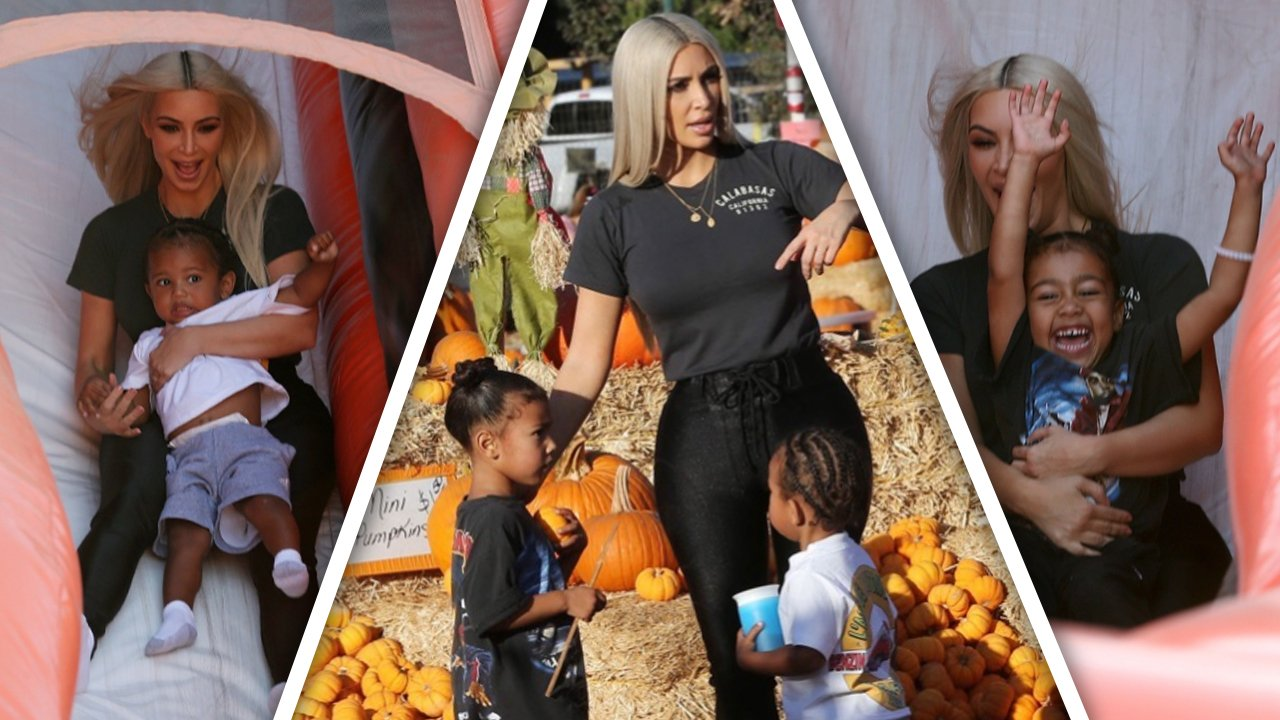 What the hell is #KimKardashian wearing to the pumpkin patch?!? #TMZ https://t.co/0wDb8hIetc