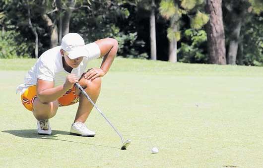 Bumper entry for Dar golf Cup