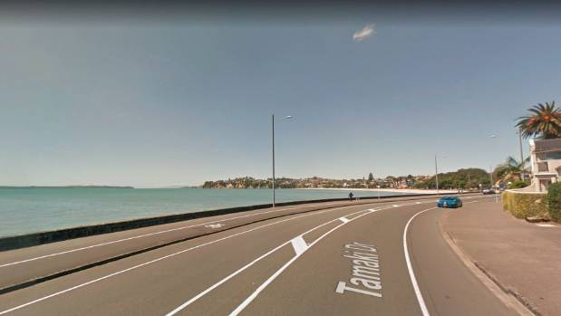 Cyclist hospitalised with serious injuries after crash with car in Auckland