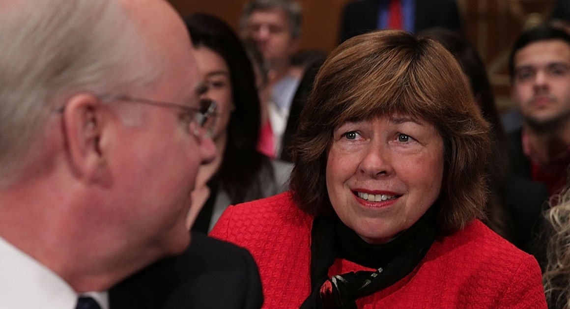 Tom Price's wife asked about q betty price