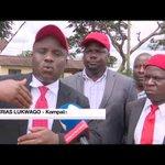 PROSECUTORS STRIKE: Kizza Besigye won't be brought to court
